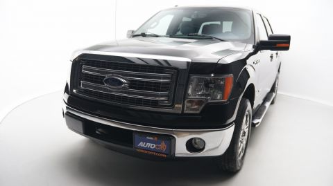2013 Ford F-150 XLT | 54,534 Miles