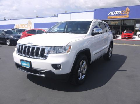 2011 Jeep Grand Cherokee Limited | 57,675 Miles