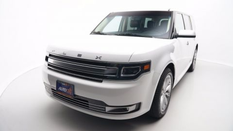 2016 Ford Flex Limited | 17,714 Miles
