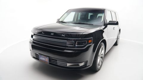 2016 Ford Flex Limited | 12,481 Miles