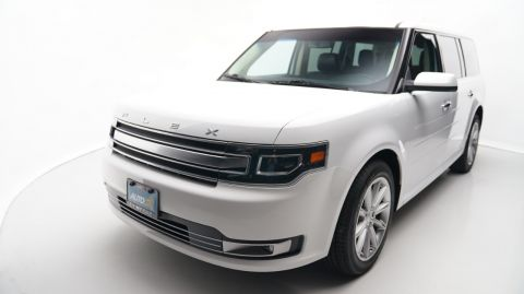 2015 Ford Flex Limited | 19,623 Miles