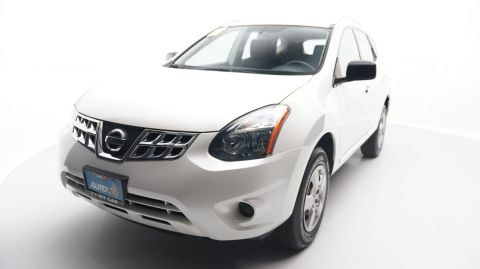 2014 Nissan Rogue Select S | 36,565 Miles