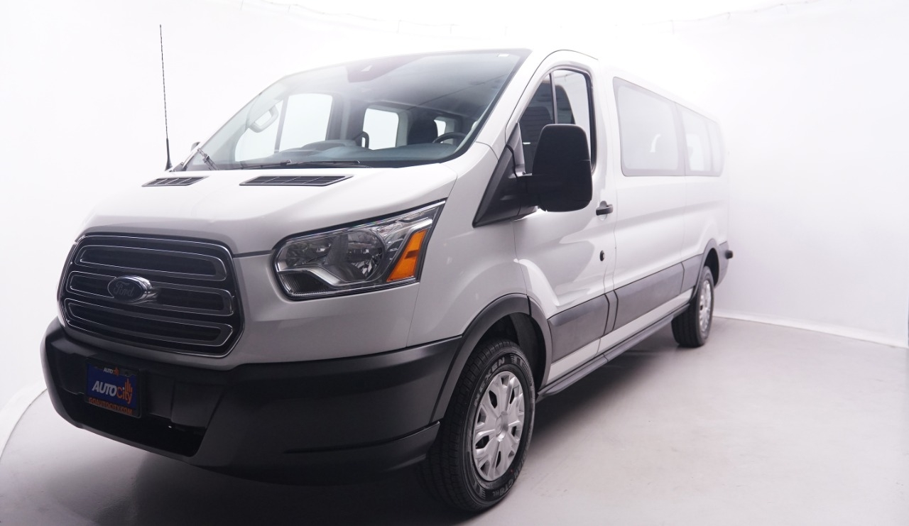 Pre owned 2016 ford transit wagon xlt