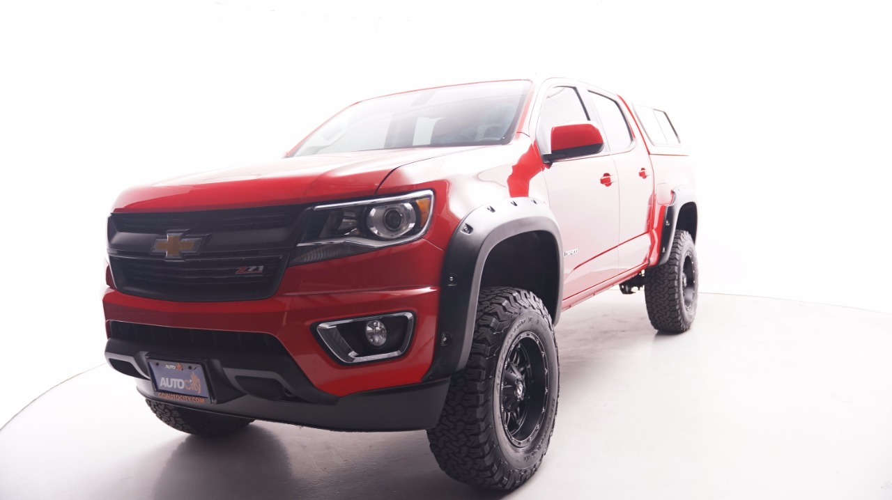 2015 Chevrolet Colorado 2WD Z71 | 6,068 Miles