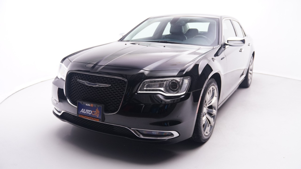 Pre-Owned 2018 Chrysler 300-Series Limited