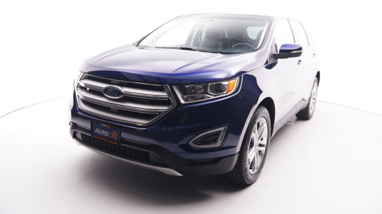Pre-Owned 2016 Ford Edge Titanium