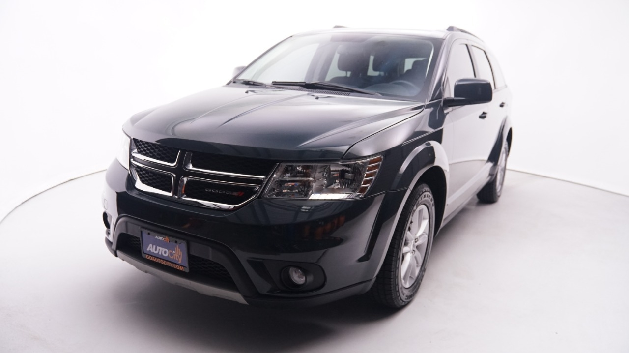 Pre-Owned 2018 Dodge Journey SXT