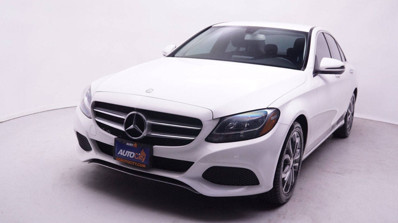 Pre-Owned 2016 Mercedes-Benz C 300 C 300 Luxury