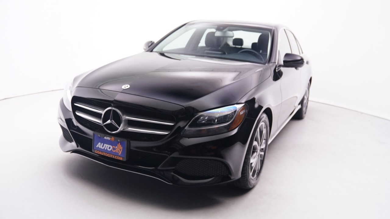 Pre-Owned 2018 Mercedes-Benz C 300 C 300