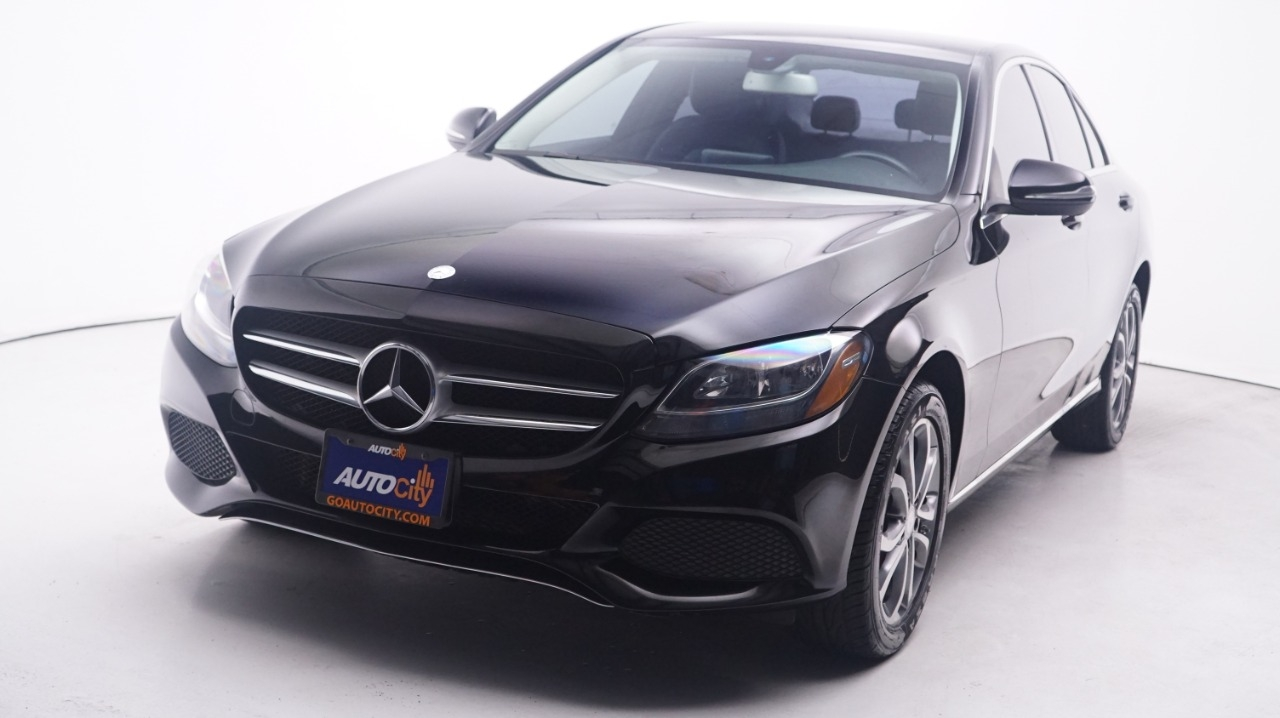 Pre-Owned 2015 Mercedes-Benz C 300 C 300