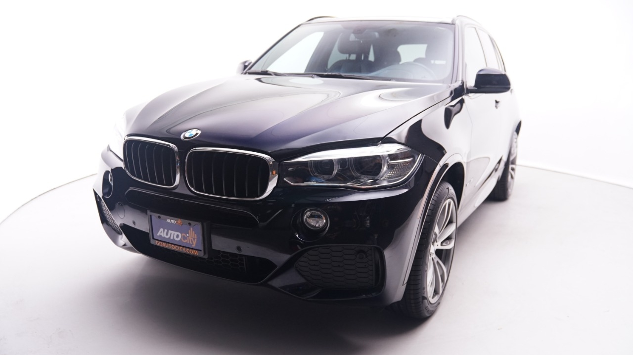 Pre-Owned 2016 BMW X5 sDrive35i M Sport