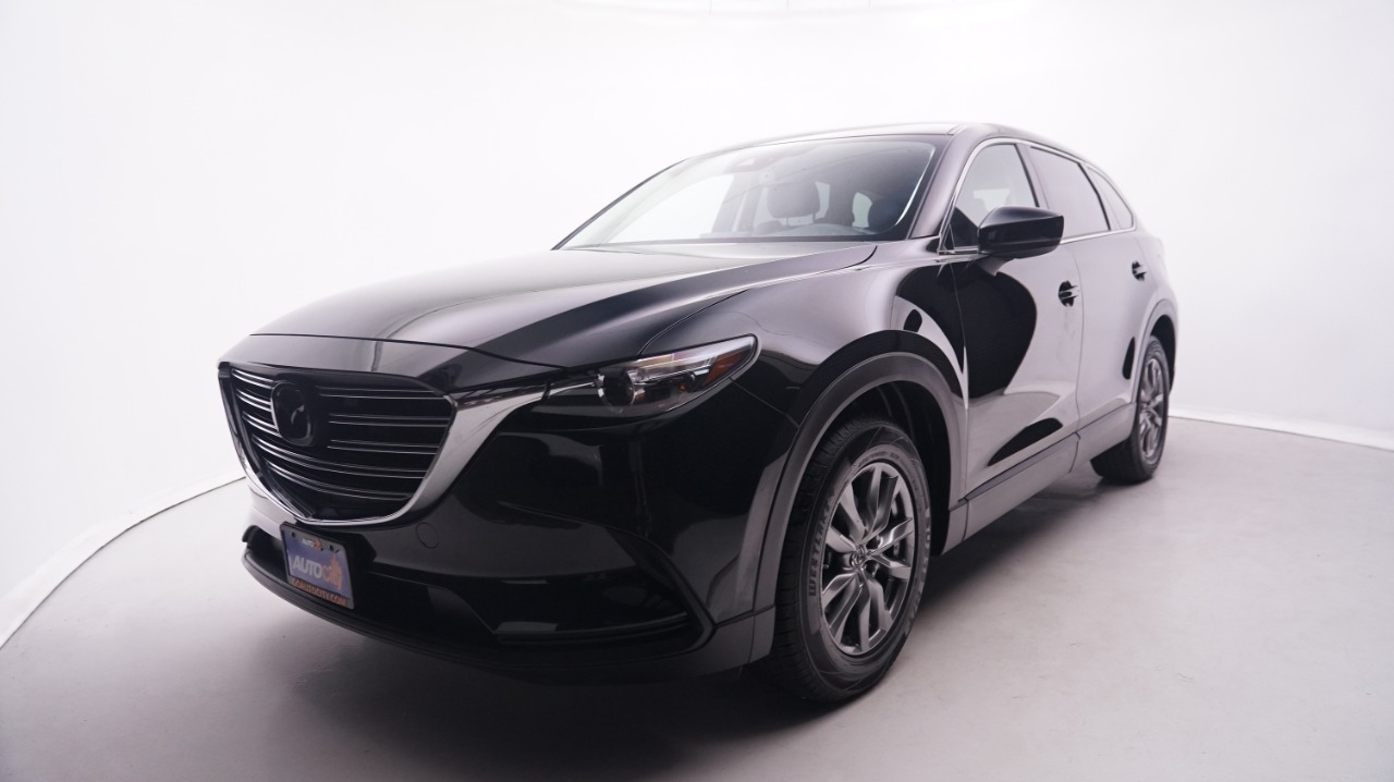 Pre Owned 2018 Mazda CX 9 Touring