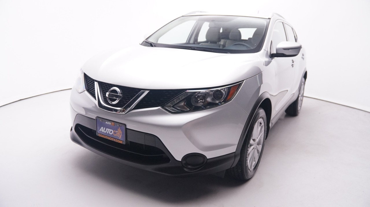 Pre-Owned 2018 Nissan Rogue Sport SV