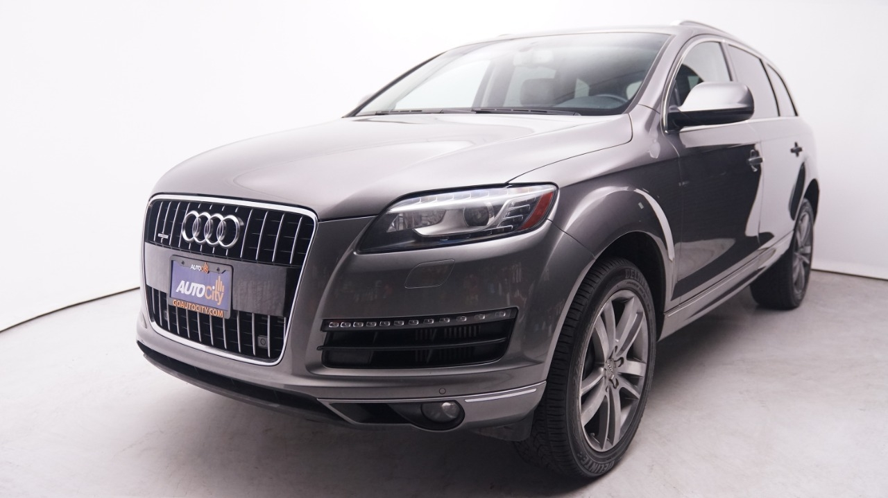 Pre-Owned 2012 Audi Q7 3.0L TDI Premium Plus