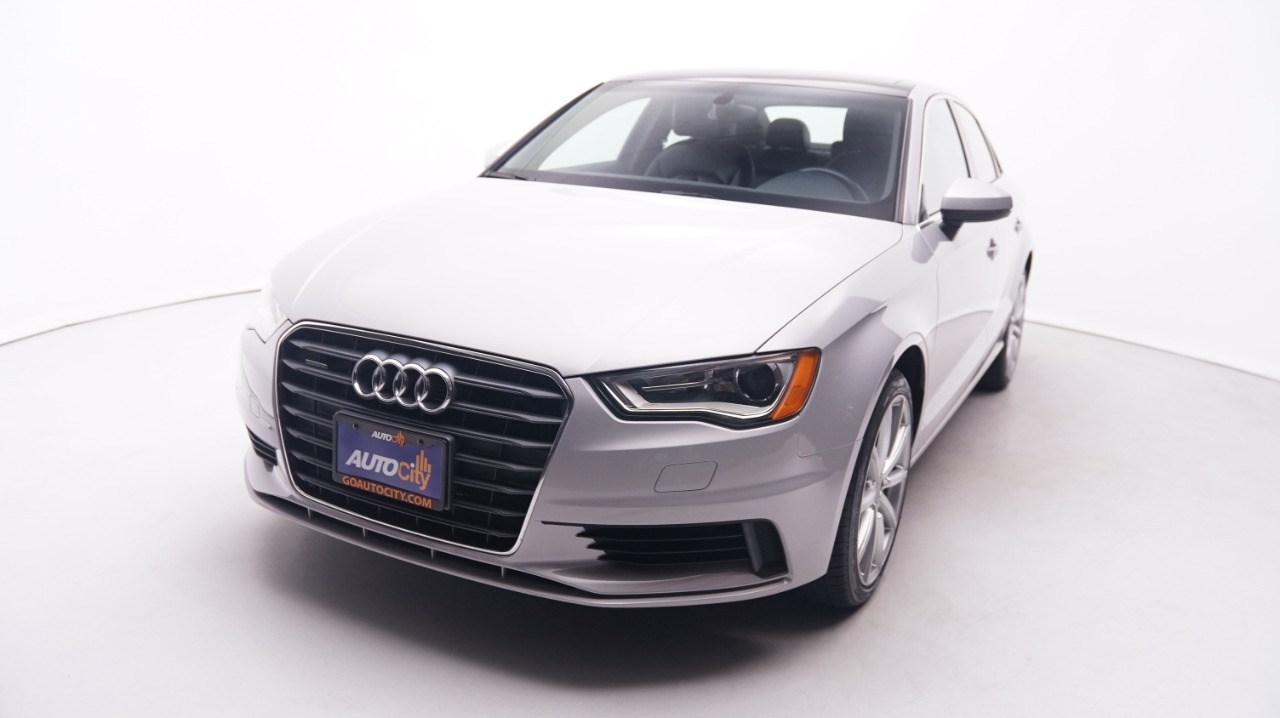 Pre-Owned 2015 Audi A3 Sedan 2.0T Premium