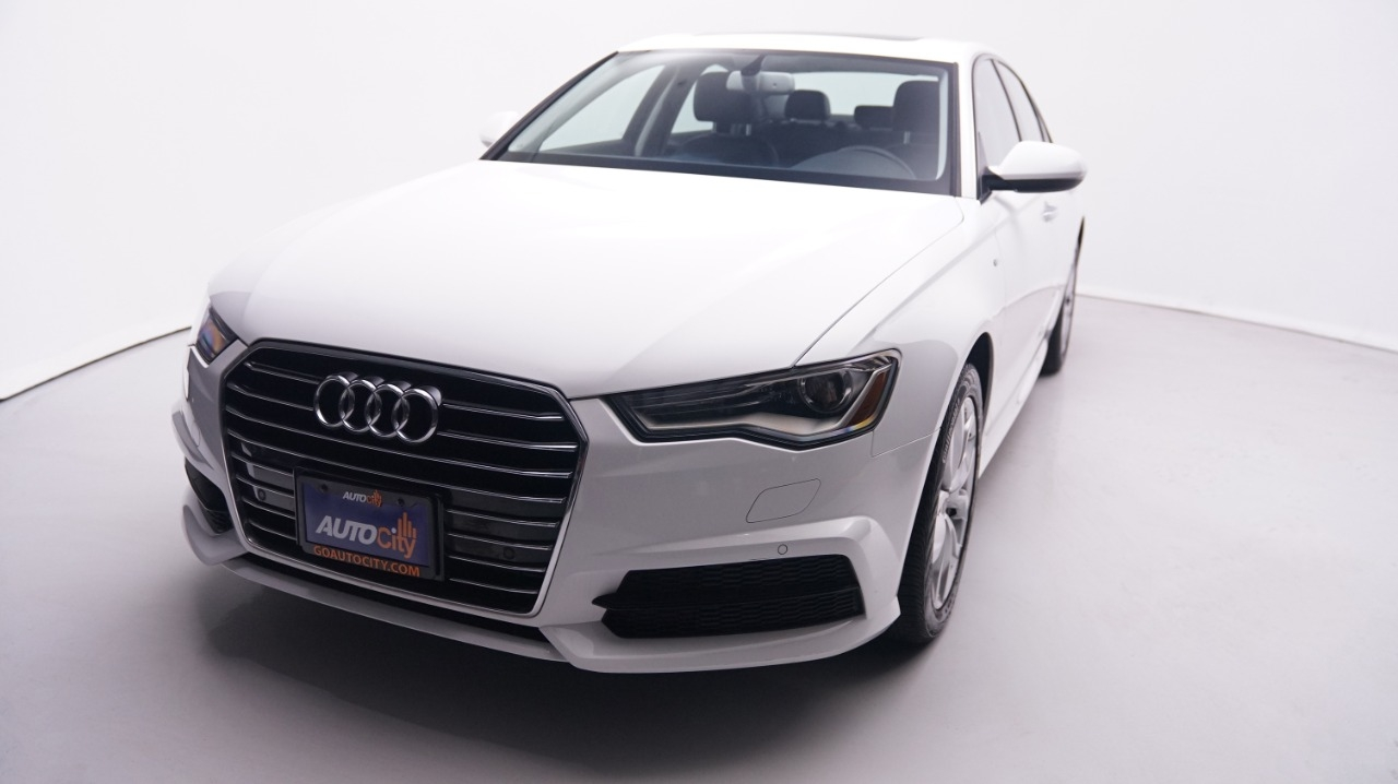 Pre-Owned 2018 Audi A6 Premium S-line