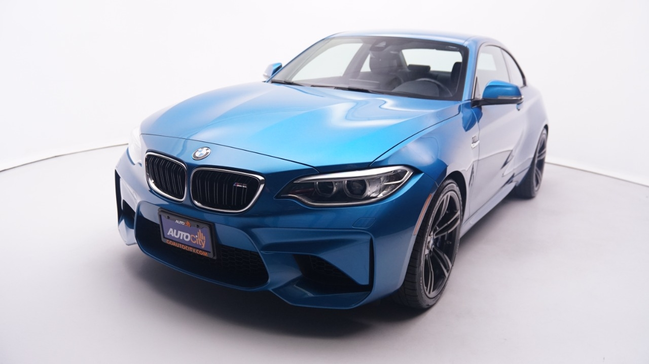 Pre-Owned 2016 BMW M2