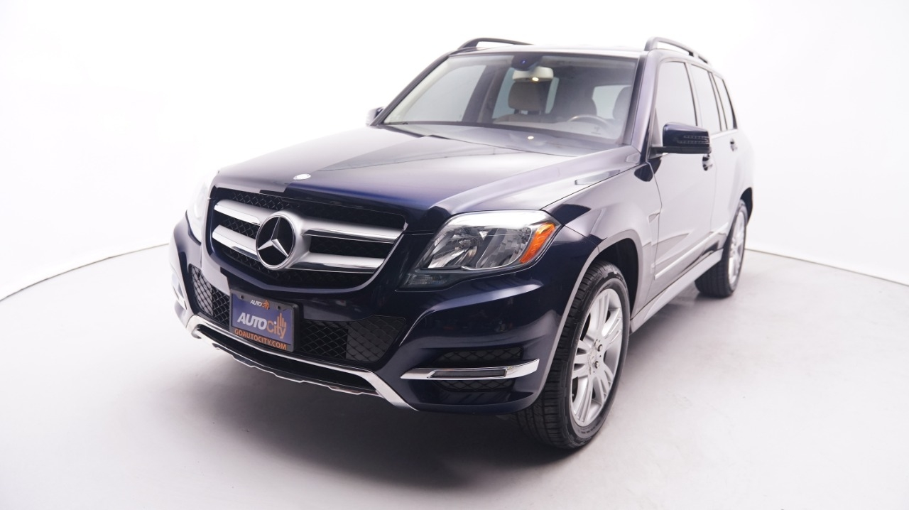 Pre-Owned 2014 Mercedes-Benz GLK 350 GLK 350