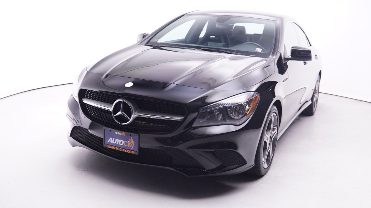 Pre-Owned 2014 Mercedes-Benz CLA 250 CLA 250