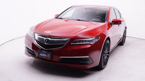 Pre-Owned 2017 Acura TLX