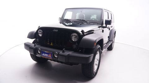 2015 Jeep Wrangler Unlimited Sport | 6,381 Miles