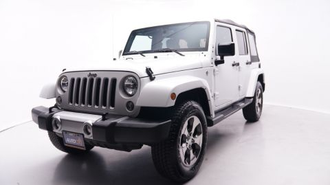 2016 Jeep Wrangler Unlimited | 25,483 Miles