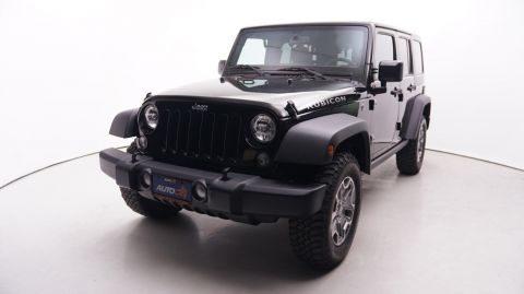 2016 Jeep Wrangler Unlimited Rubicon | 31,669 Miles