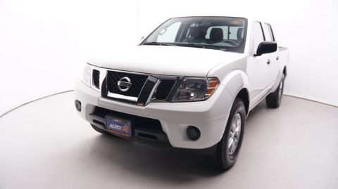 2016 Nissan Frontier SV | 25,936 Miles | 25,936 Miles
