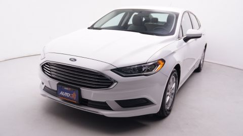 2017 Ford Fusion S | 44,928 Miles