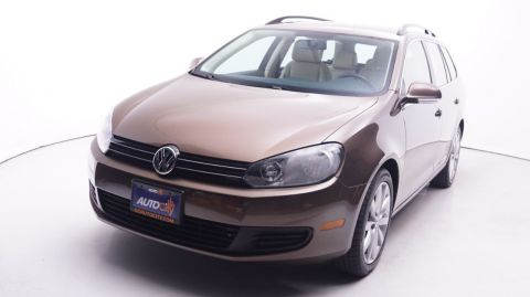 Pre-Owned 2014 Volkswagen Jetta TDI w/Sunroof