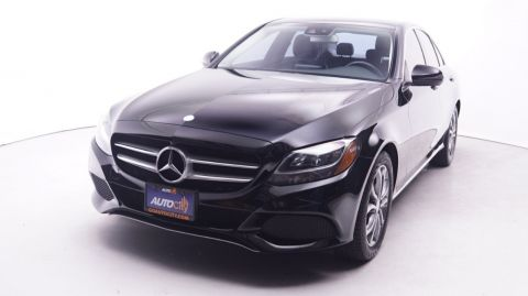 Pre-Owned 2016 Mercedes-Benz C 300 C 300