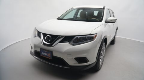 2014 Nissan Rogue S AWD | 46,218 Miles