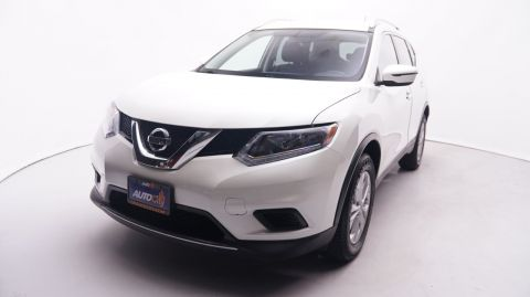 2016 Nissan Rogue SV | 23,127 Miles