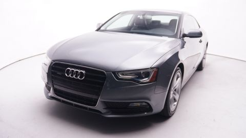 Pre-Owned 2013 Audi A5 COUPE Premium