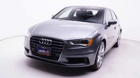 Pre-Owned 2015 Audi A3 Sedan 2.0 TDI Premium Plus