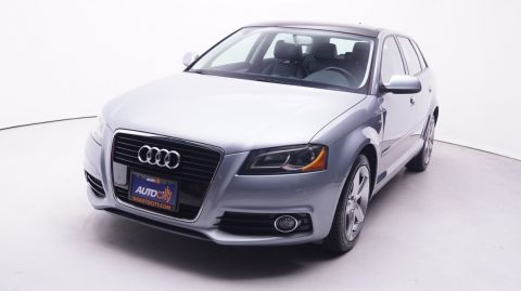 Pre-Owned 2013 Audi A3 Premium Plus