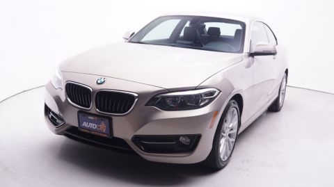 Pre-Owned 2016 BMW 228i 228i