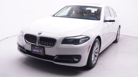 Pre-Owned 2016 BMW 528i 528i