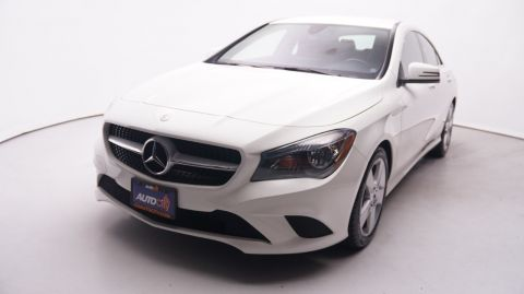 Pre-Owned 2015 Mercedes-Benz CLA 250 CLA 250