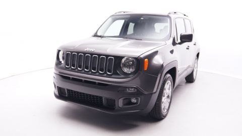 2017 Jeep Renegade Latitude | 36,395 Miles